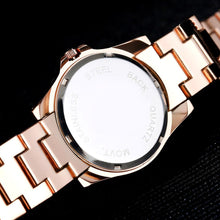 Load image into Gallery viewer, Lvpai Top Brand Silver Luxury watch