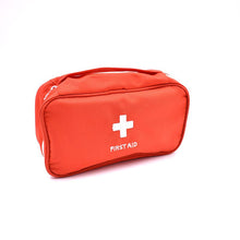 Load image into Gallery viewer, 161pcs/Pack Red Mini First Aid Kit Wilderness Survival Kit Medical Rescue Bag Safe Camping Hiking Travel Emergency First Aid
