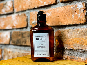 DEPOT 101 Normalizing Daily Shampoo 250 ml