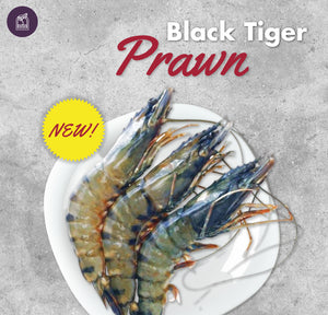 Penaeus Monodon is the real name of Black Tiger Prawn?