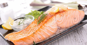 Recipe Menu - Baked Salmon Fillet