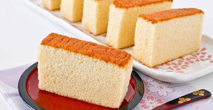 Recipe Menu: Castella Honey Cake