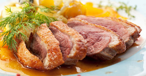 Recipe Menu - Smoked Duck Breast