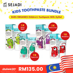 Kids Toothpaste Bundle