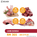 Australian Lamb Bundle