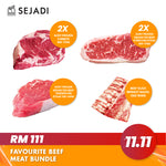 Favourite Beef Meat Bundle