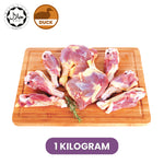 Duck Meat Cut (Vacuum Pack) 1KG