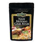 SHARIFAH Nasi Briyani Gam Ayam Ready-To-Eat (250g)