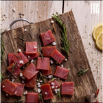 Wholesale Smoked Tuna Saku ( Soya - Ginger - Wasabi - Lemon)