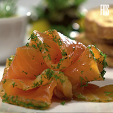 Wholesale Smoked Salmon ( Mustard - Dill )
