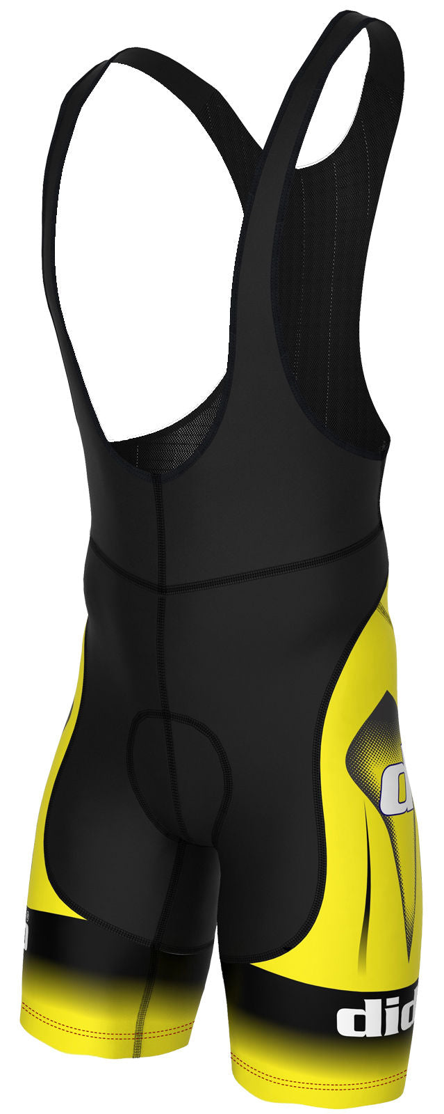 DiDOO Men's Classic Cycling Bib Shorts
