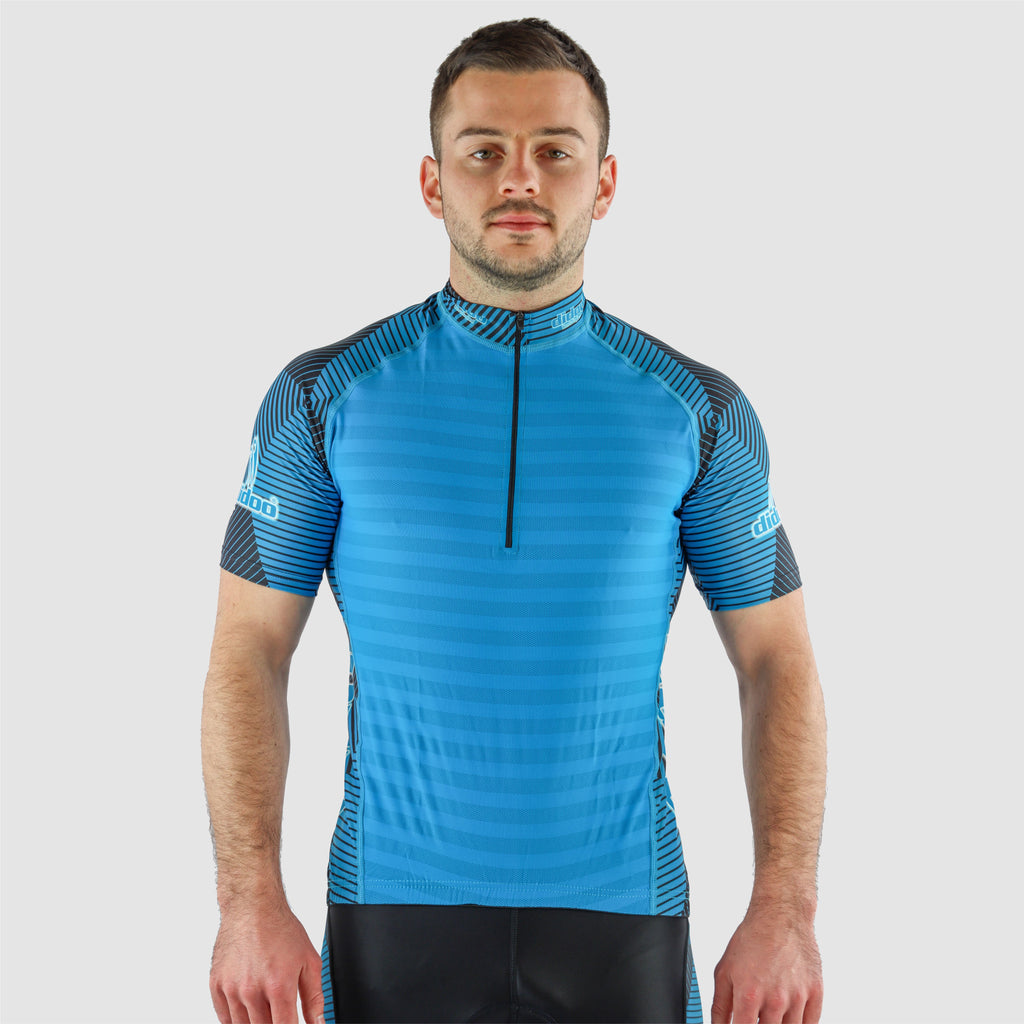 Cycling Jersey Half Zip