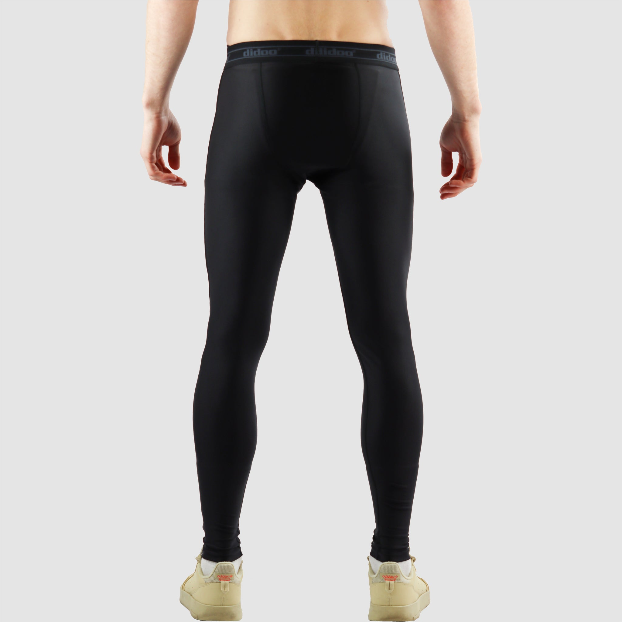 DiDOO Men's Compression Base Layer Leggings