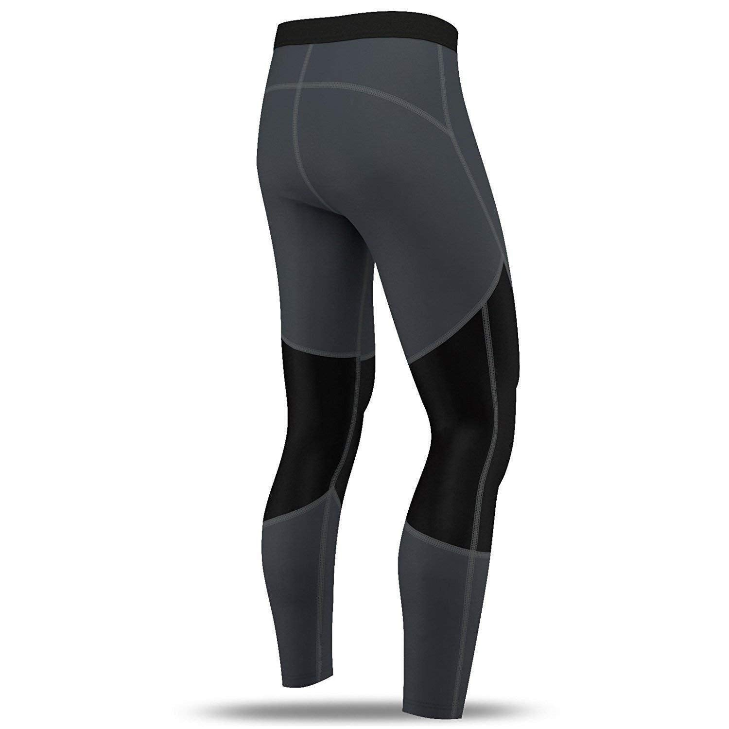 DiDOO Men's Thermal Compression Base Layer Leggings