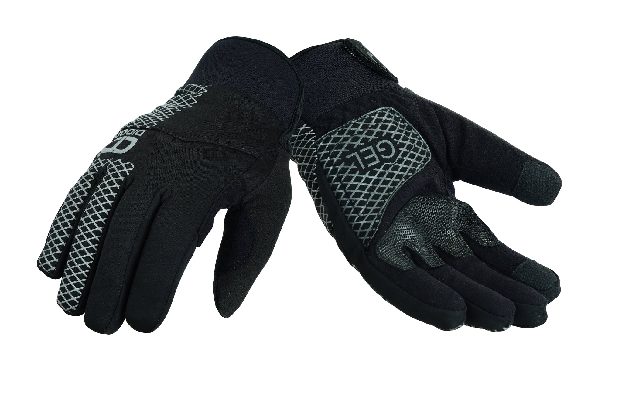 Women's Pro Waterproof & Wind Resistant Winter Gloves Black