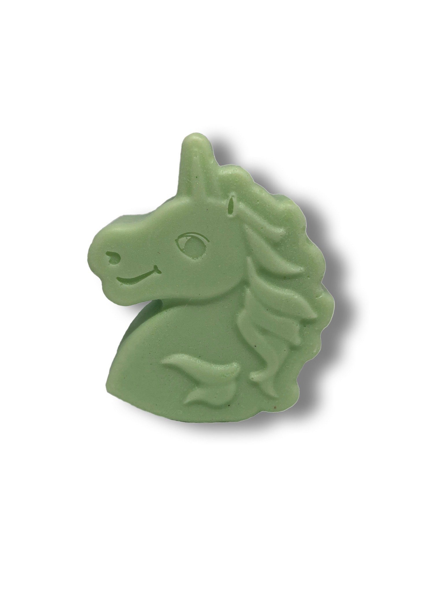 Honeydew Melon Unicorn Soap