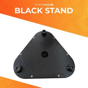 Black Desktop Stand