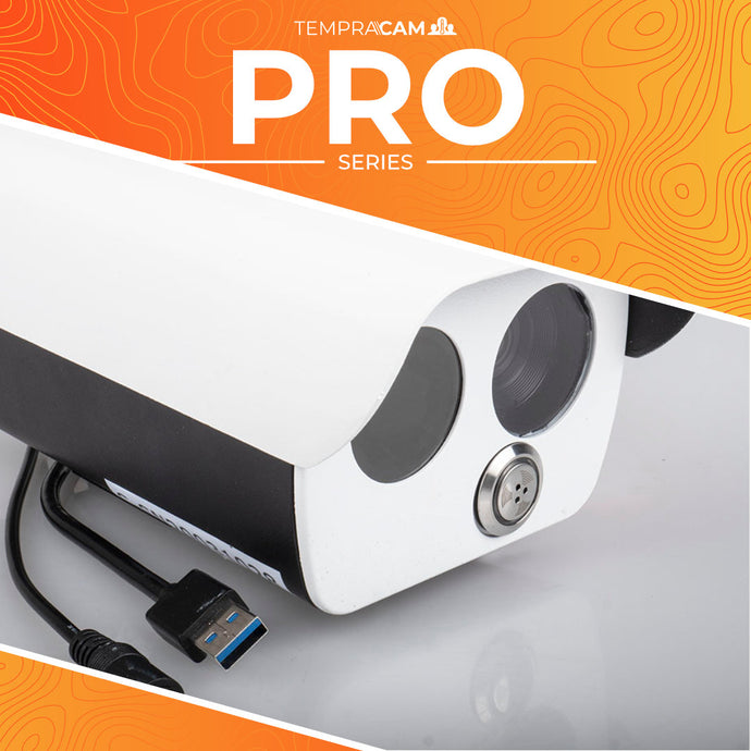 TEMPRACAM Pro Temperature Camera and Thermal Imaging Camera System
