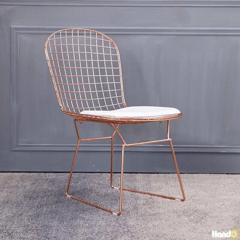 Greta Side Wire Chair