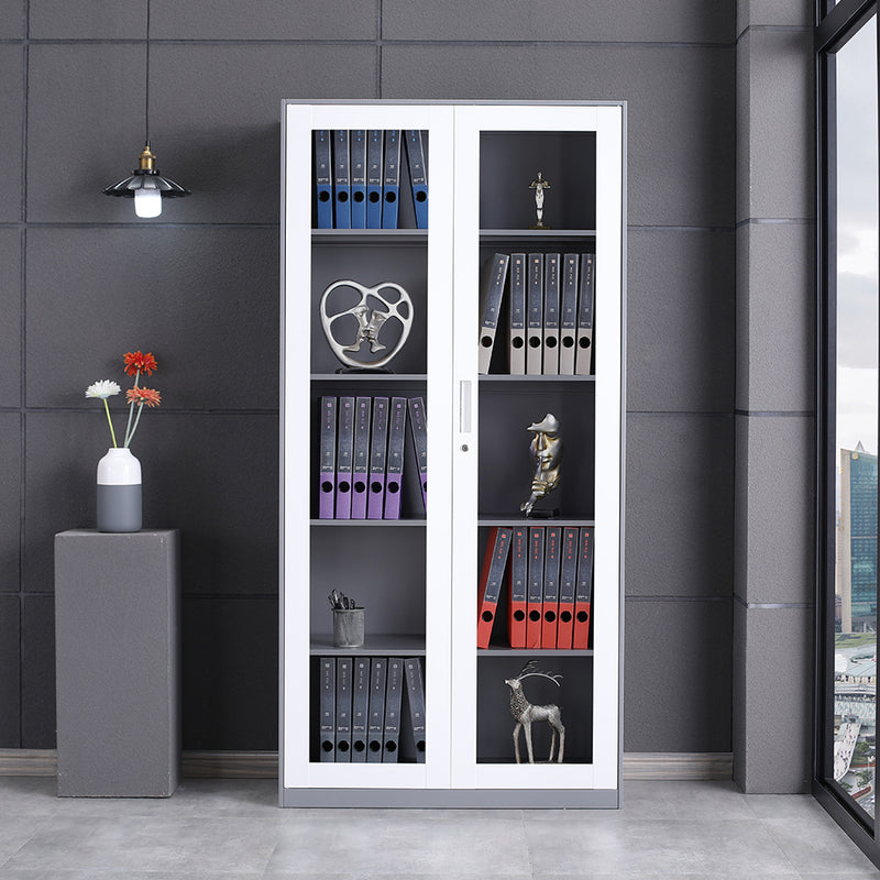 Full Glass Multi-Purpose Cabinet