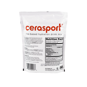 Cerasport | Big Pouch Oral Rehydration Powder