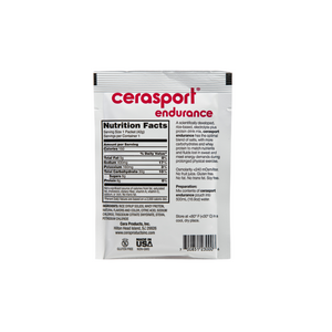 Cerasport Endurance | (42g Packet) Hydration Powder