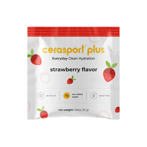 Cerasport Plus | (31g Packet) Hydration Powder