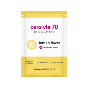 Ceralyte 70 | (50g Packet) Hydration Powder