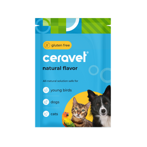 Ceravet | (50g Packet) Hydration Powder for Pets