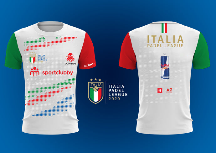 OCTOSIDE, SPONSOR TECNICO DELL'ITALIA PADEL LEAGUE