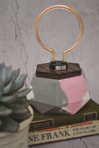 YC Hexalite Ring Lamp