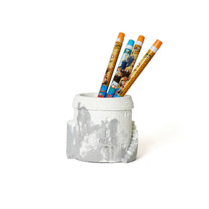 Stairs cafe pen holder