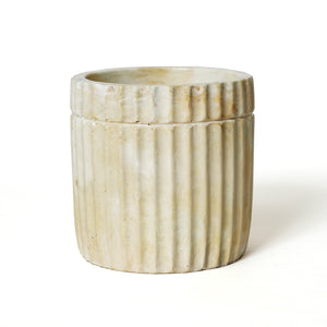 Cylindrical Stationary Holder/Planter