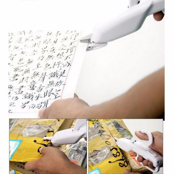 HANDHELD ELECTRIC SEWING SCISSORS