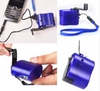 HAND CRANK EMERGENCY PHONE CHARGER