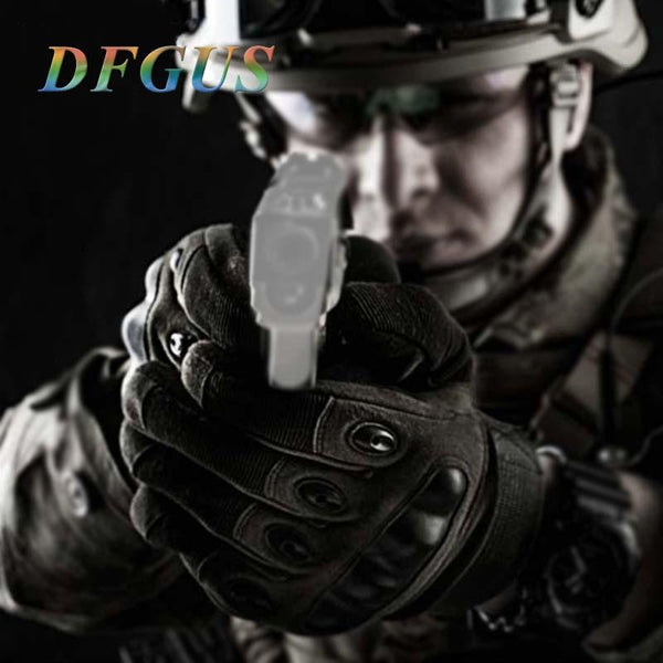 Tactical Full Finger Outdoor Gloves