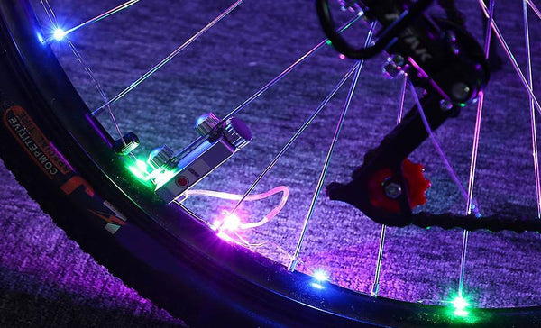 Bicycle Wheel Spoke LED Lights (20-pack)