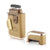 Electric Rechargeable Vintage Leather Shaver Electric Razor