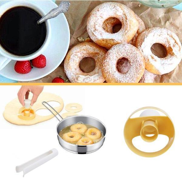 EZ DONUT - MAKE THE PERFECT DONUT EVERY TIME