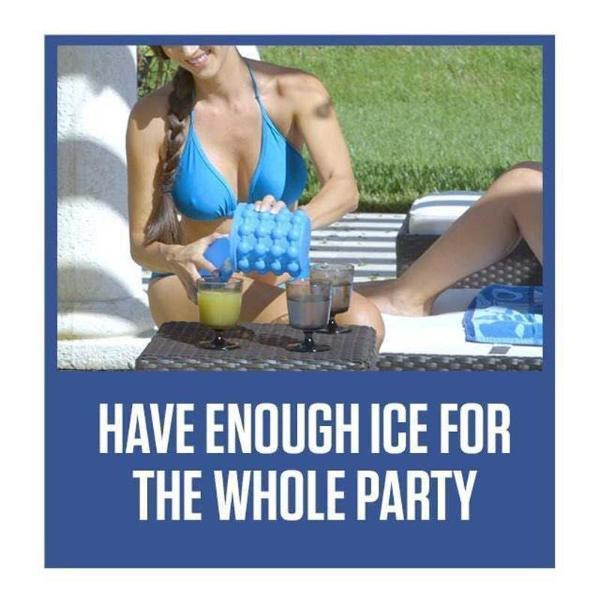 ICEGLOO - THE WORLD'S MOST AMAZING ICE MAKER