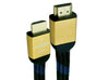 3Ft., 6Ft., or 12Ft. Flat Braided 4K-Compatible HDMI Cable