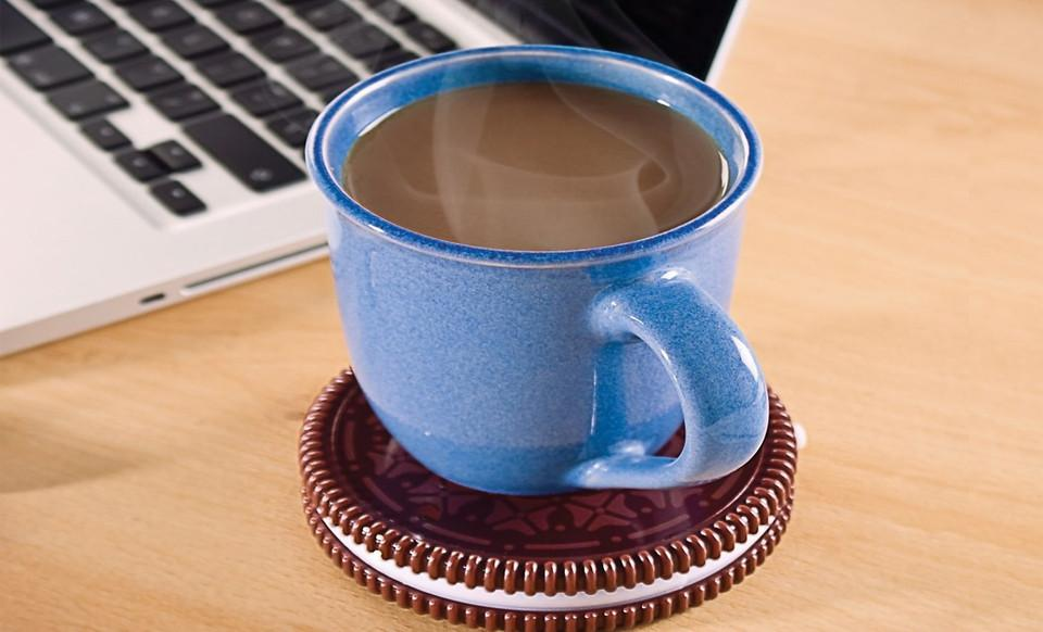 Hot Cookie USB Powered Cup Warmer