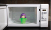 'Angry Mama' Steam Microwave Cleaner