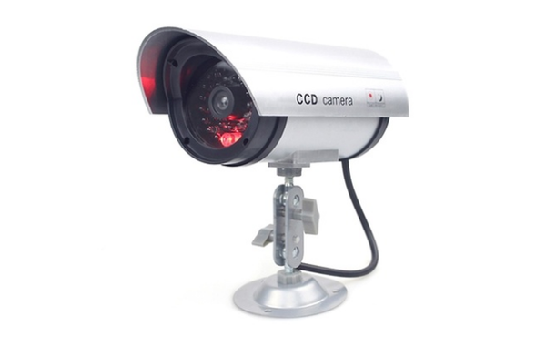 LED Infrared Dummy Security CCTV Camera
