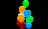 Helium LED Balloons - 10 pack