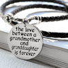 The Love Between A Grand Mother And A Grand Daughter- HSB