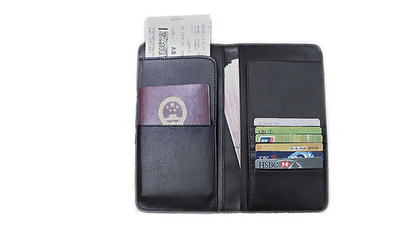 Multifunctional Business Passport Wallet