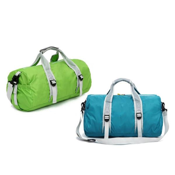 Nylon Overnight Travel Duffel Bag