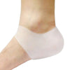 Silicone Gel Heel and Ankle Sleeve for Plantar Fasciitis (One Pair)