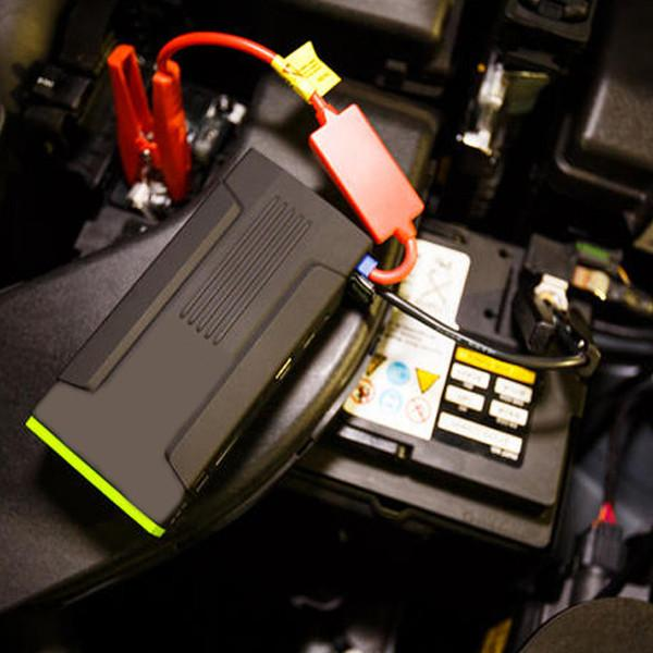 Car Jump Starter And Portable Battery Charger (US Only)